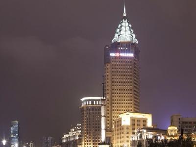 上海外灘延伸段 光明大廈