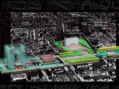 總統府廣場改造計畫國際競圖