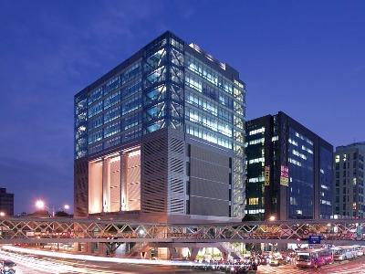 台灣銀行資訊大樓