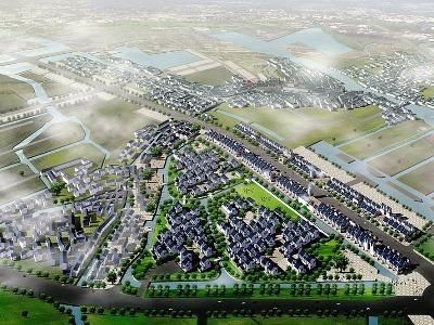 上海青浦朱家角鎮規劃