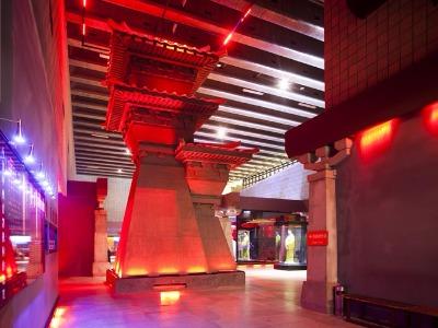 西安漢陽陵博物館