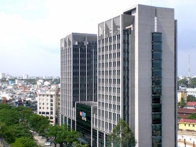 越南飛越胡志明市幸福廣場