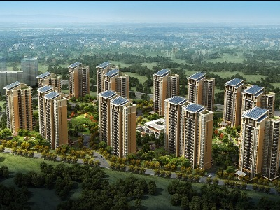 Tianjin Eco-city Planning Plot 7A