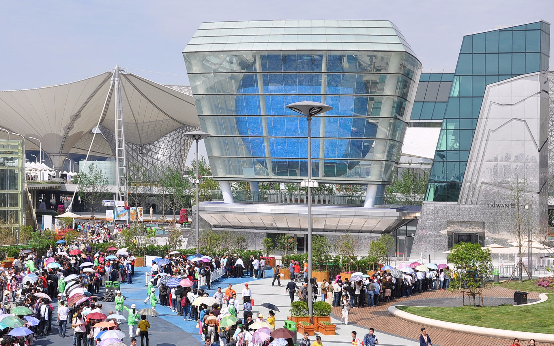TAIWAN PAVILION<br>EXPO 2010