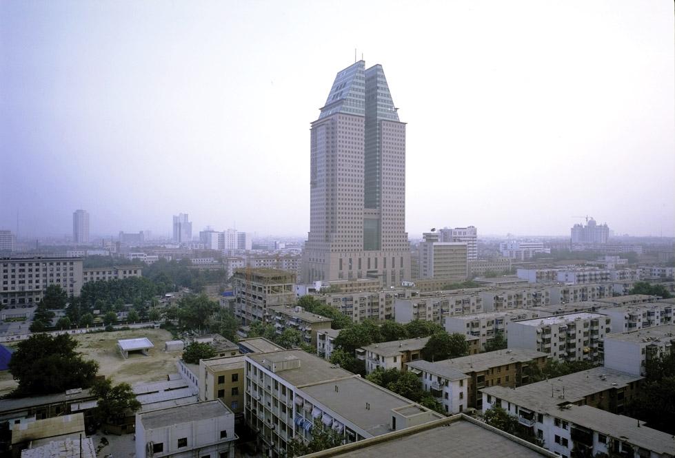 鄭州裕達國貿酒店