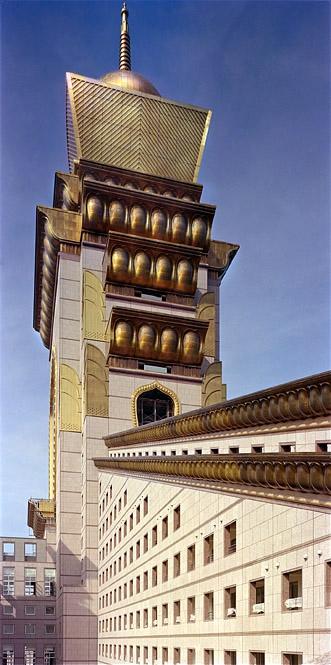 Chung Tai Zen Monastery