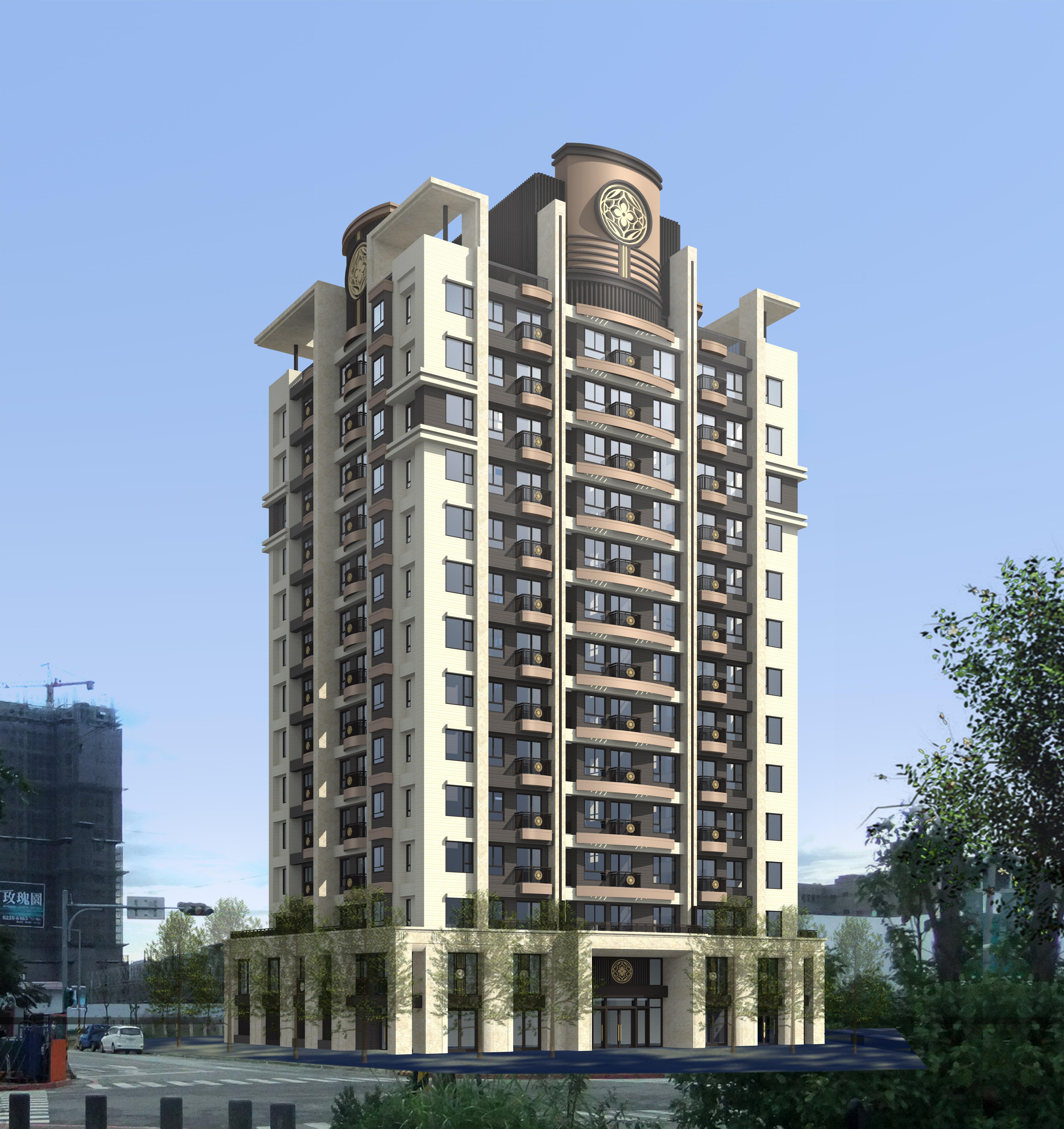 Farglory Zhonghe Hwachung Bridge Housing