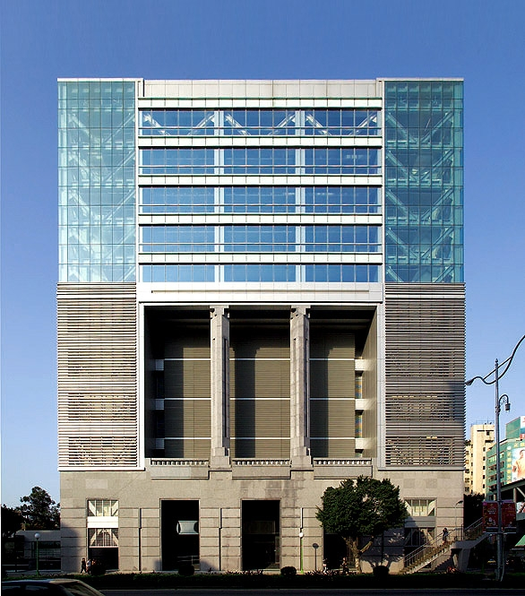 Bank of Taiwan ITS Building