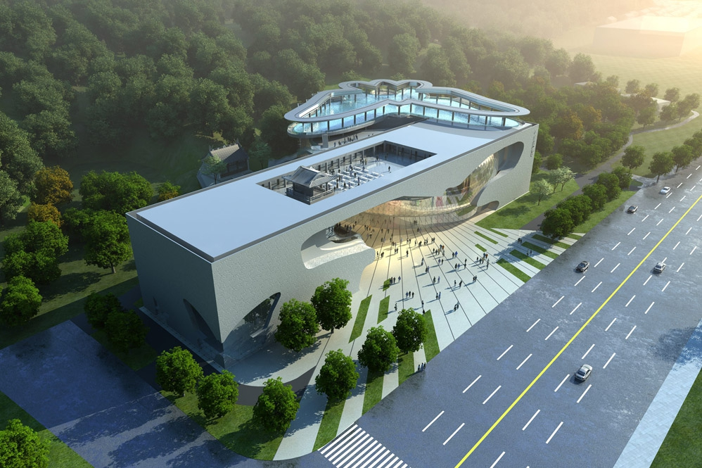 Zhejiang Xiaobaihua Performing Art Center