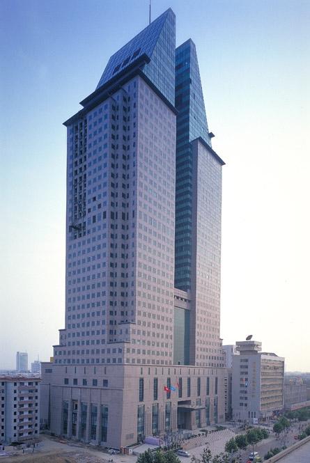 郑州裕达国贸酒店