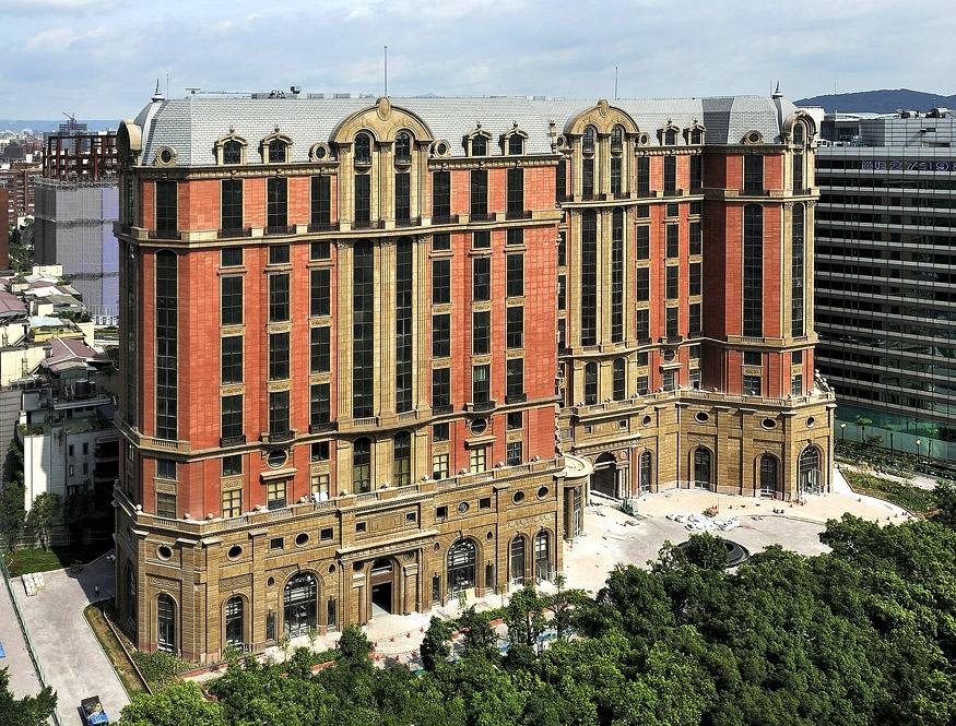 Mandarina Crown Hotel,Taipei