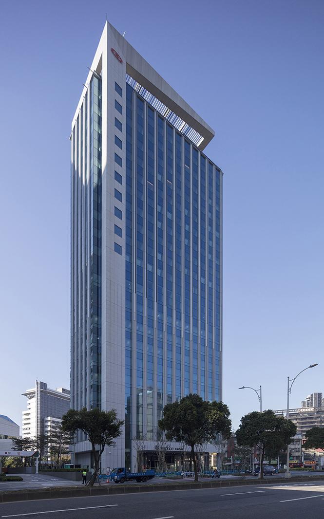 Shin Kong Nangang Software Park building