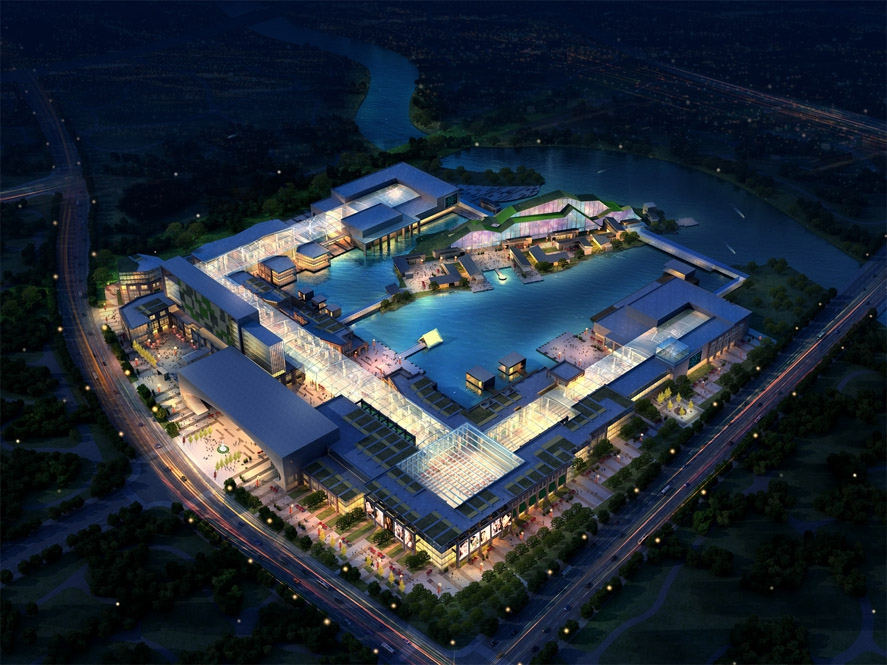 Tianjin Eco-city Planning Plot 17