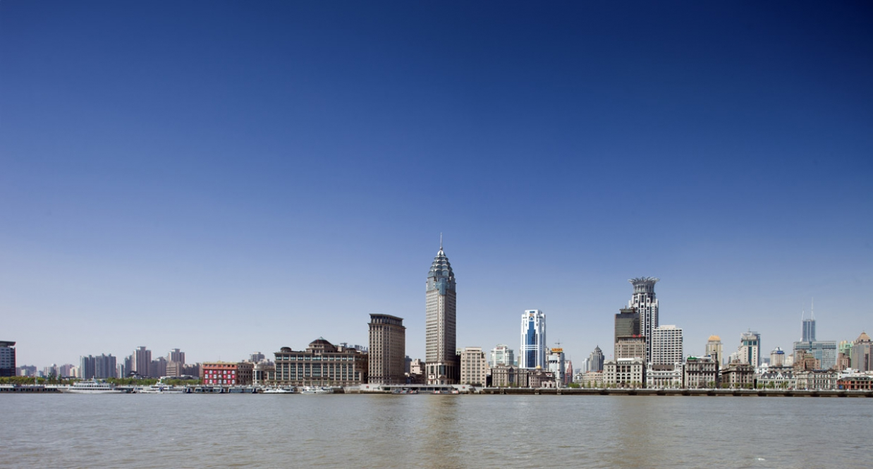 Shanghai Bund Reformation
