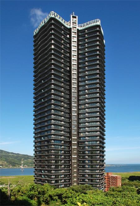 Ocean Blue Housing