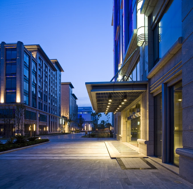 Shanghai Huiying Financial Center