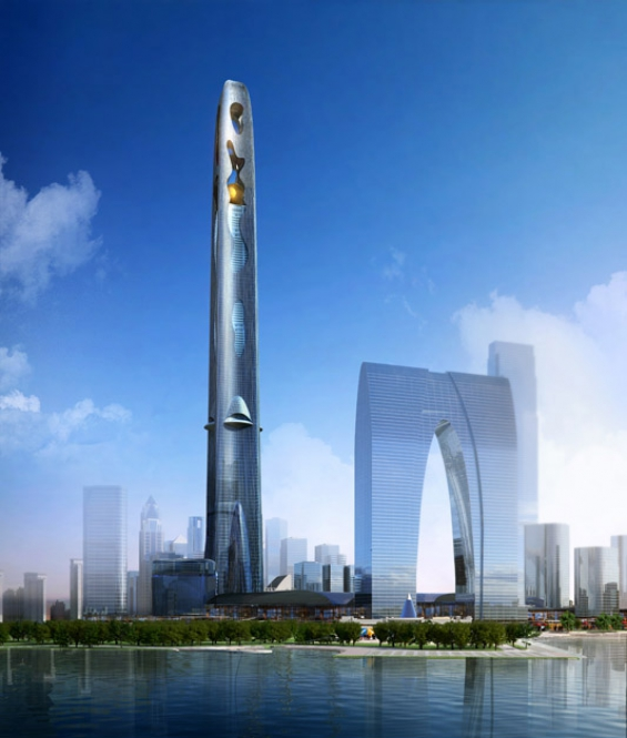 The Suzhou Middle-South Super High-rise Competition