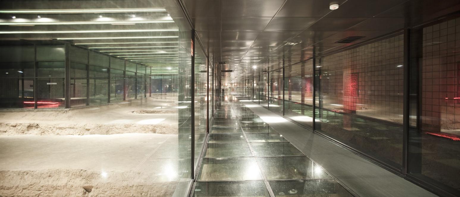 Xian Hanyangling Museum